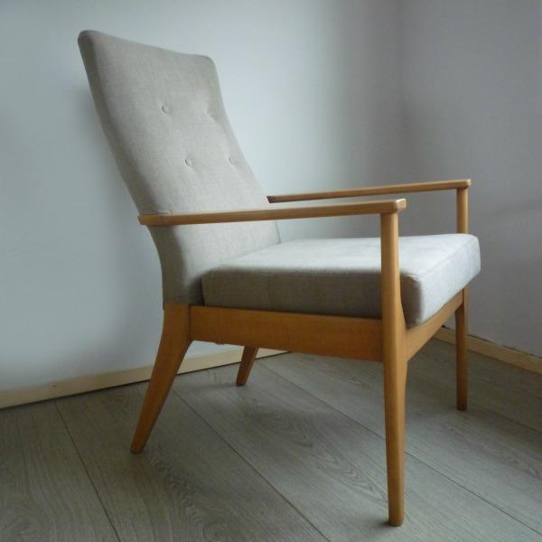 Restored Parker Knoll Pk 988 Chairs Florrie Bill