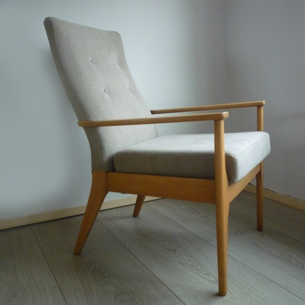 Restored Parker Knoll Pk 988 Chairs Florrie Bill