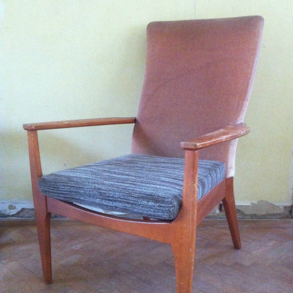 Parker Knoll PK 988 Before Restoration