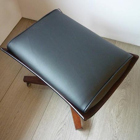 Vintage G Plan 6251 6250 Footstool Ottoman Top