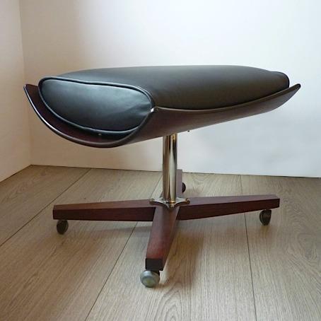 Vintage G Plan 6251 6250 Footstool Ottoman