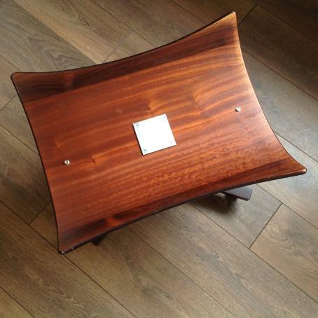 Vintage G Plan Footstool 6251 6250 Top View