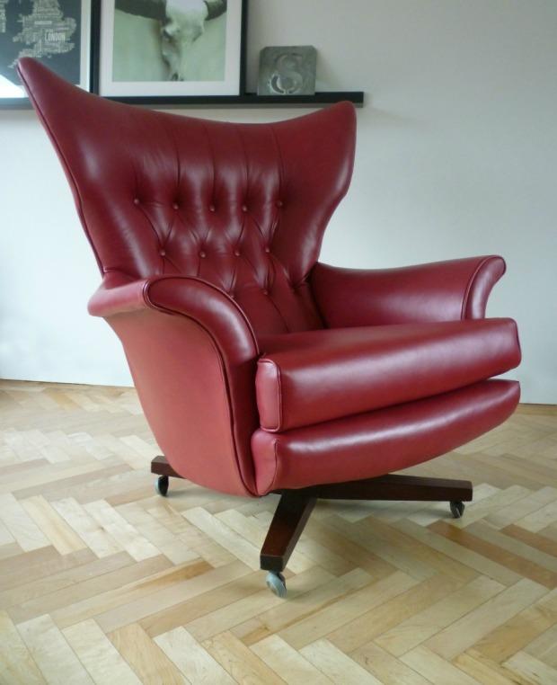 vintage chair plans