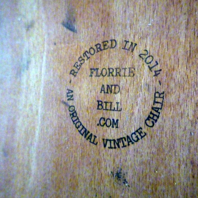 Florrie and Bill Stamp on Esavian Chairs