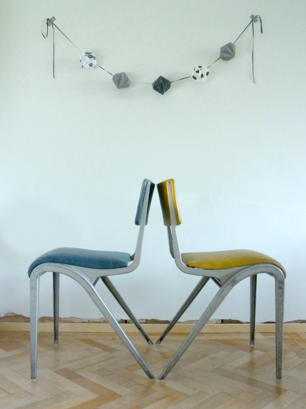 Vintage Esavian Chairs 3
