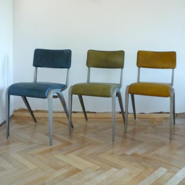 Vintage Esavian Chairs