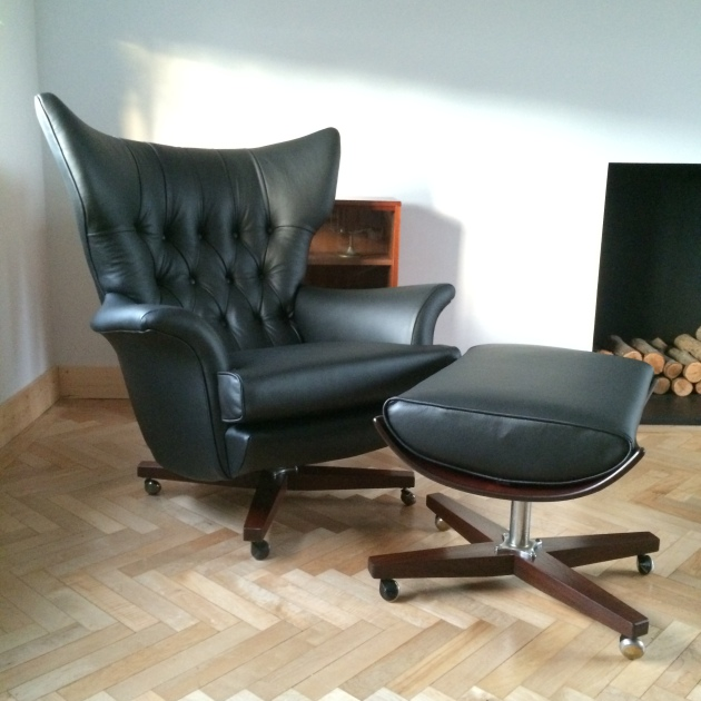Vintage G Plan 6250 Swivel Chair
