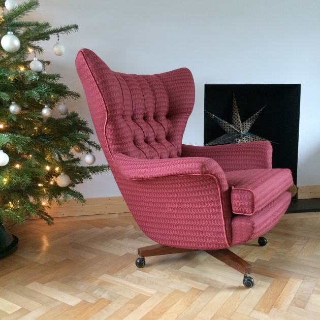 Florrie Bill Fantastically Restored Vintage And Retro Chairs